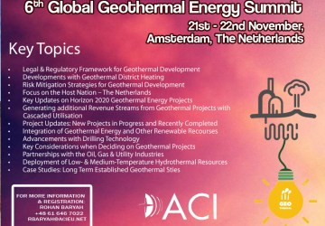geothermal energy global geothermal energy summit horizon 2020 geothermal energy projects global geothermal energy updates on horizon 2020 geothermal
