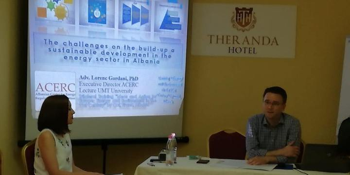 Challenges on build-up a sustainable energy sector in Albania