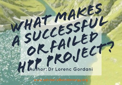 What makes a HPP project a success or a failure?