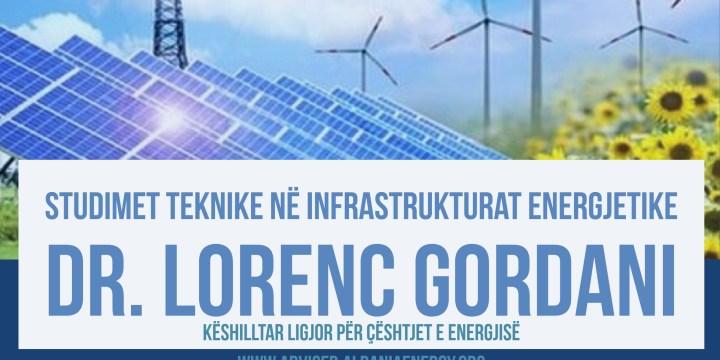 Studimet teknike në infrastrukturat energjetike