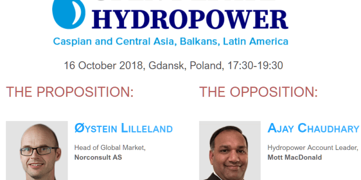 Join the Open Discussion on new hydropower hot spots