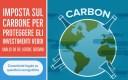 Imposta sul carbone per proteggere gli investimenti verdi