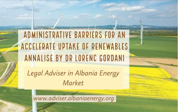 administrative barriers for an accelerate barriers for an accelerate uptake renewable by dr lorenc gordani address of administrative barriers accelerate uptake of renewable