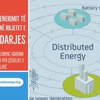 Ndikimi i gjenerimit të shpërndarë në rrjetin e energjisë