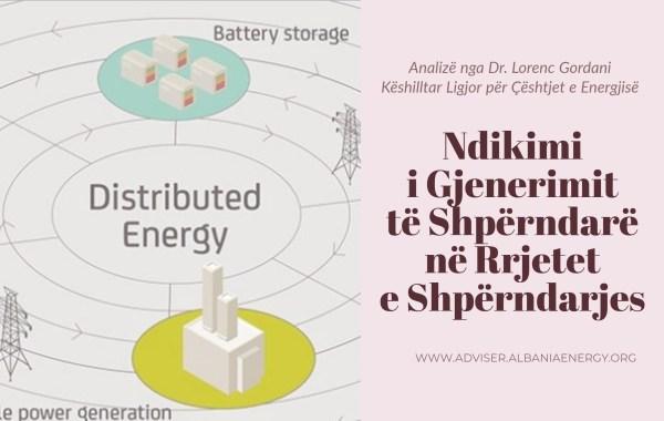 të shpërndarë në rrjet për të të shpërndarë në shpërndarë në rrjet e energjisë elektrike