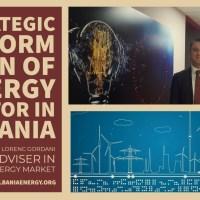 Strategic Reform Plan of Energy Sector in Albania