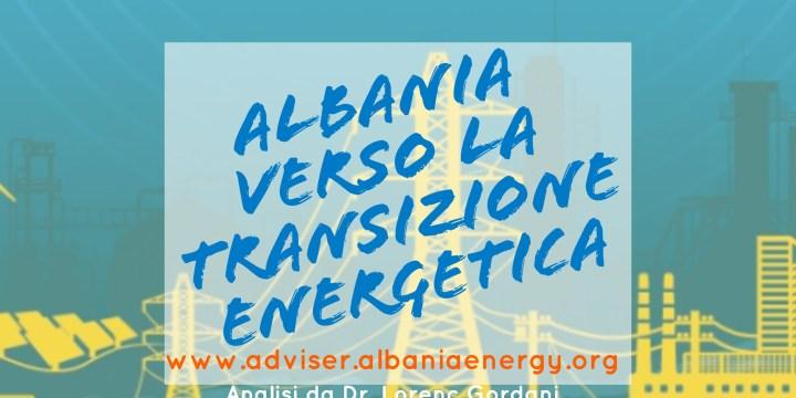 Albania verso la transizione energetica