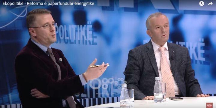 """Ekopolitikë: """"Reforma e Papërfunduar Energjetike"""""""