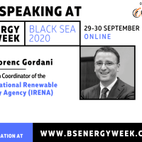 The Black Sea region's renewable energy potential on the agenda by Lorenc Gordani