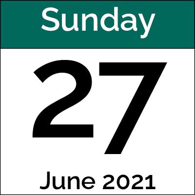 June 27