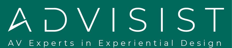 Advisist AV & Technology Consultants Wordmark Logo.