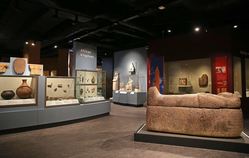 World Museum Liverpool opens new Ancient Egypt gallery