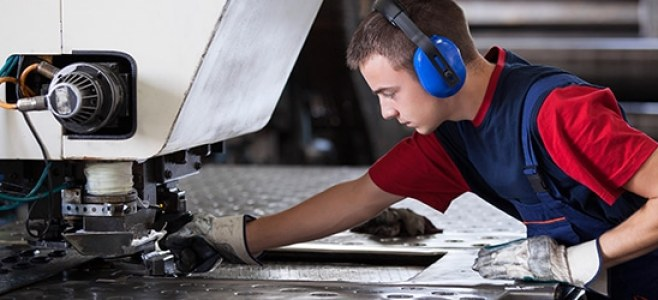 Sheet metal work insurance