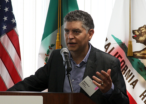 Multiple MexicoCalifornia Connections in Spotlight at Luncheon  Advocacy  California Chamber of Commerce