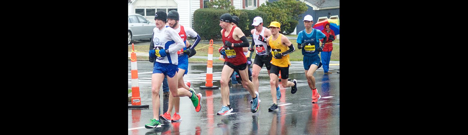 Local runner takes 10th place in Boston Marathon