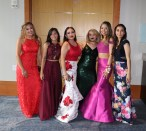 These Revere seniors are ready for their senior prom at the Renaissance Hotel in Boston