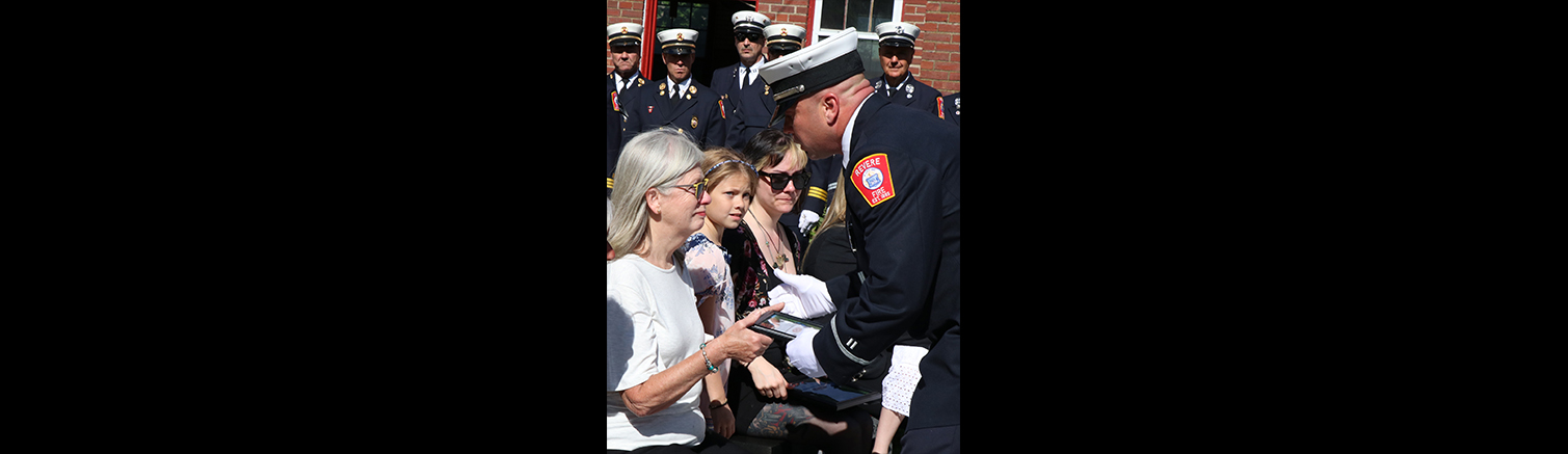 Revere Fire Department Memorial Day