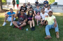 Residents enjoyed festivities at Glendale Park on Saturday afternoon in celebration of the 4th of July