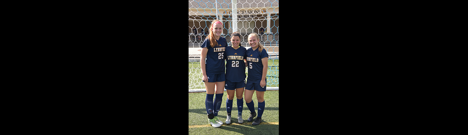 Meet the 2018 LHS Girls Varsity Soccer Captains