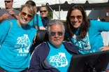 Melissa Albones. LFCL Mike Robbins and Walk for Living Director Maura Grham
