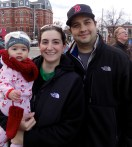 Peabody residents Joseph and Janelle Noll with their eight-month-old daughter, Gianna.