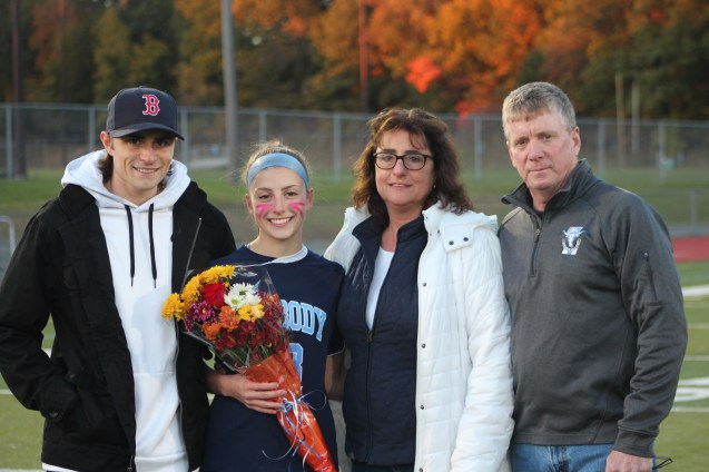 Sarah Anderson and family.