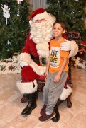 Santa Claus and Christopher Ecker
