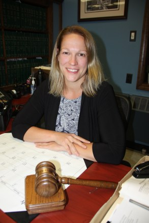 City Clerk Ashley Melnik's contract was extended for five years by the City Council.