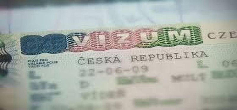 Kódy víz, povolení k pobytu a států používané ministerstvem vnitra a cizineckou policií
