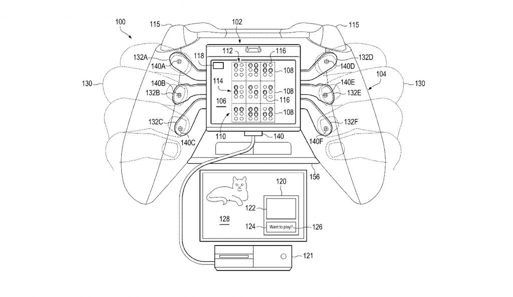 Xbox game controller braille blind gaming accessibility