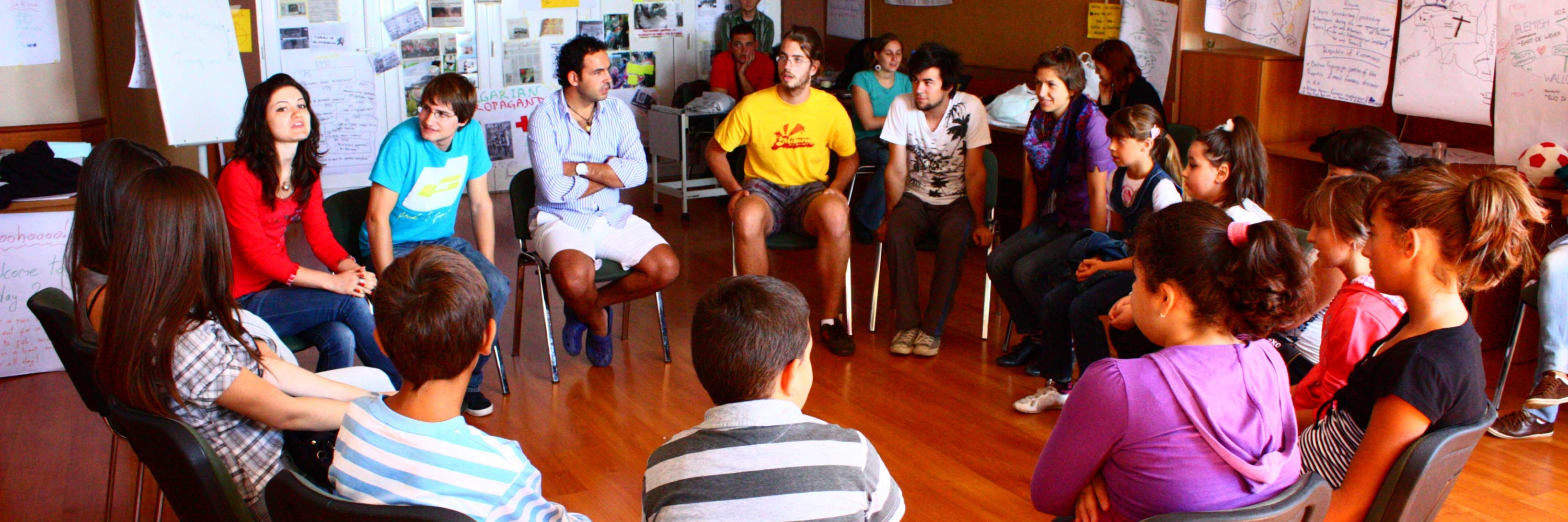Volunteer to Facilitate Restorative Justice Dialogue - Oct. 3, 13-14, 20-21