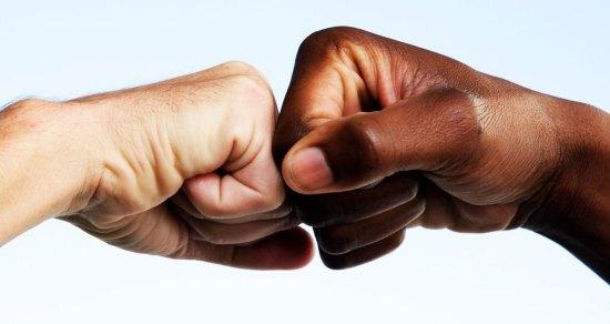 Fist Bump - Dialogue on Race