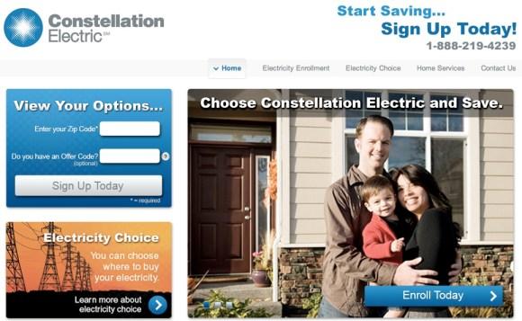 constellation electric