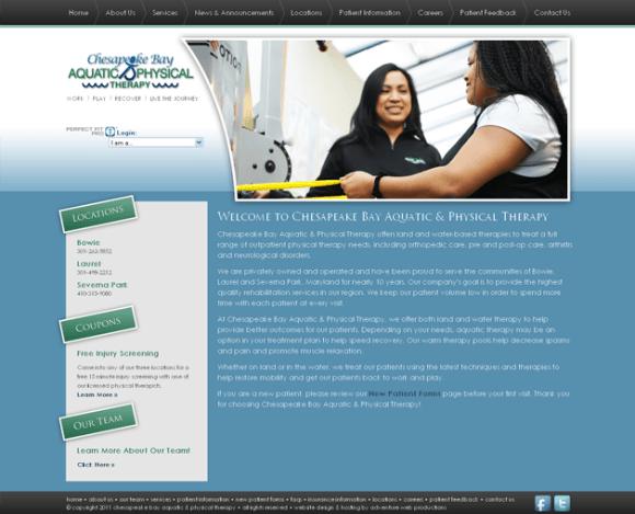 Chesapeake Bay Aquatic & Physical Therapy_1301929339003