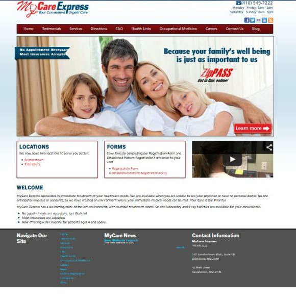 my care express