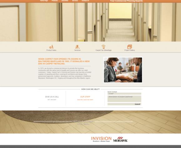 Home Page   Carpet Fair Commercial