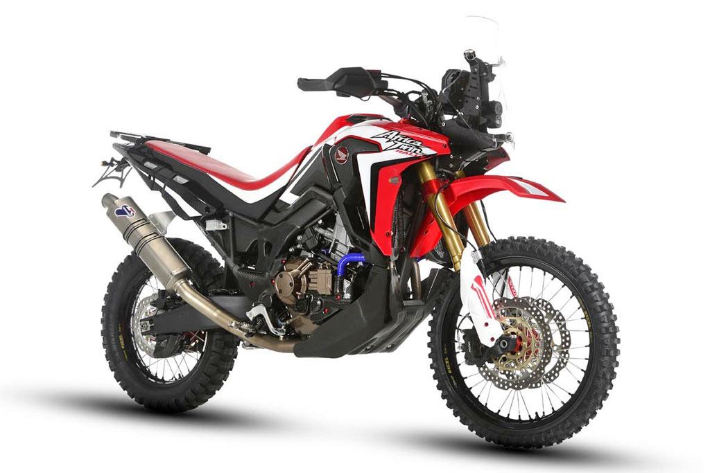 New Honda Africa Twin Rally Bike Unveiled  Adv Pulse
