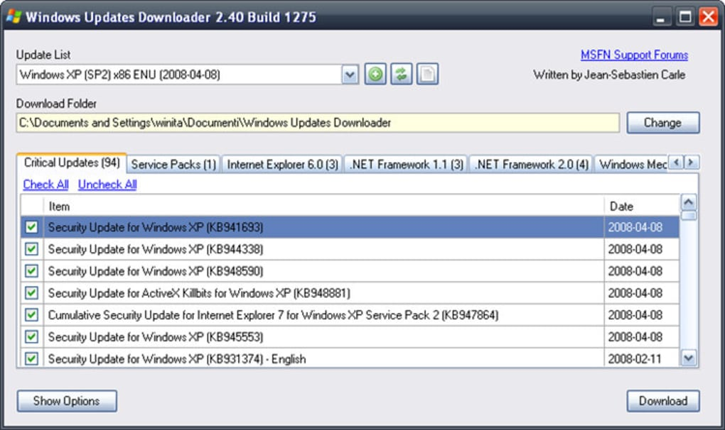 Download All Windows 7 Updates At Once - advrenew