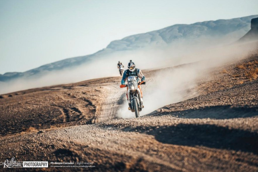 Africa Eco Race - ADV Road