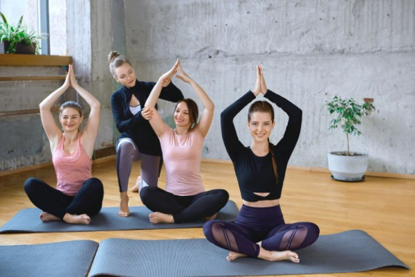 100 hour yoga teacher training course in new delhi india