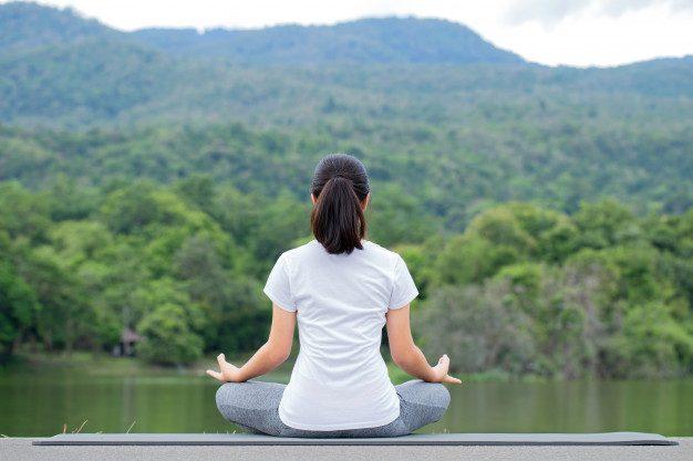 yoga meditation retreats in india