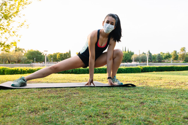 yoga for pollution