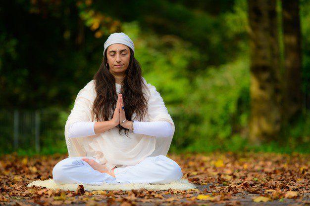spiritual retreat india