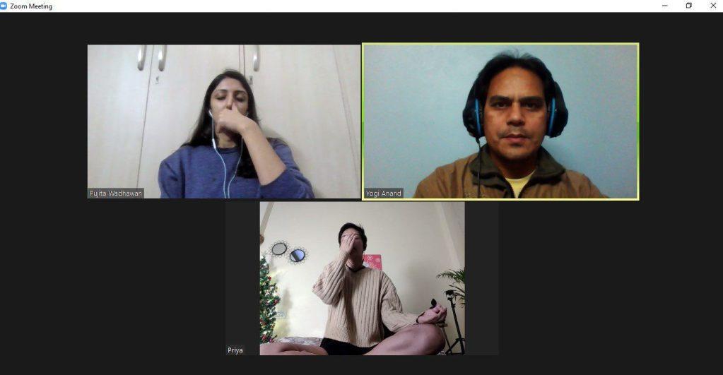 pranayama teacher training india