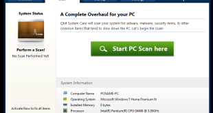 How to uninstall Qbit System Care