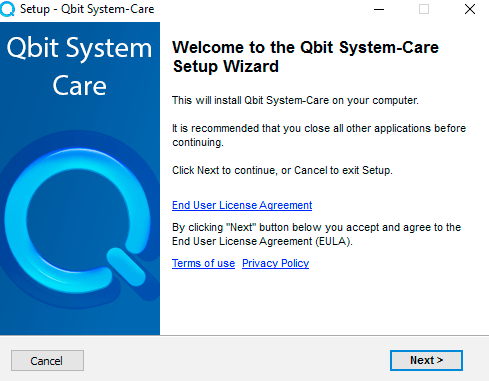 What is Qbit System Care?