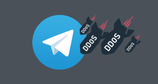 DDoS Attack through Telegram proxy servers