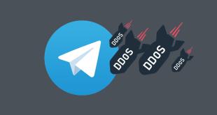 DDoS Attack through Telegram proxy servers