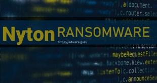 Remove Nyton Virus (+Decrypt .nyton files) – Nyton Ransomware
