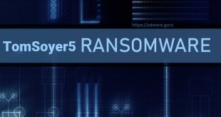 Remove TomSoyer5 Virus (+Decrypt .TMS5 files)